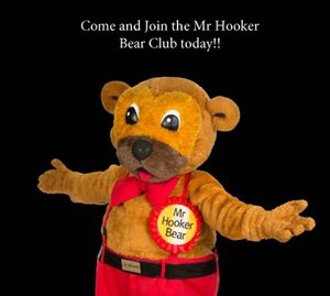 Come and Join the Mr Hooker Bear Club