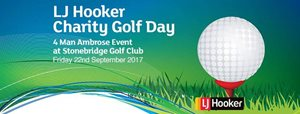LJ Hooker Cessnock | Kurri Kurri to host golf day fundraiser for Motor Neurone Disease